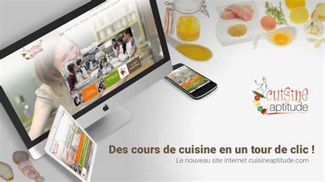 web tv cuisine le nouveau site cuisine aptitude fr