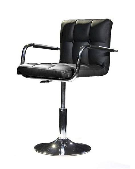 contemporary eco leather swivel chair 44db05