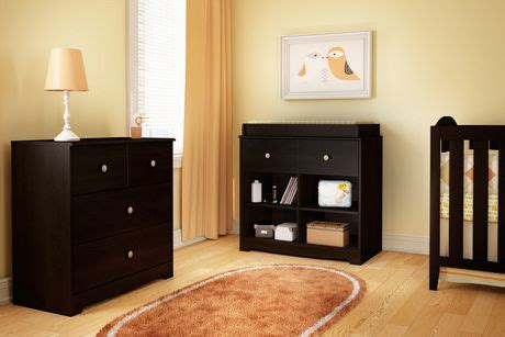south shore little teddy changing table south shore little teddy collection changing table