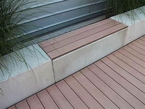 Kreativ Beton Bauhaus : die besten 25 wpc terrassendielen ideen auf pinterest graues deck wpc bretter und wpc ~ Watch28wear.com Haus und Dekorationen