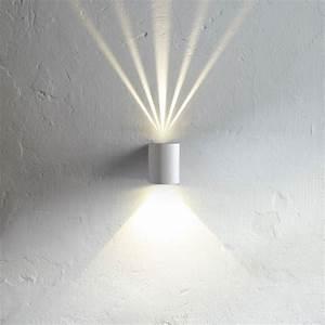 Wandleuchten Led Innen Modern : lightess 6w led wandleuchte innen moderne energiesparende wandlampe aus aluminium mit perfekter ~ Orissabook.com Haus und Dekorationen