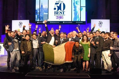 The World's 50 Best Restaurants 2016  50 Meilleurs
