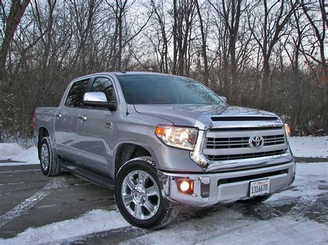 2015 Toyota Tundra 1794 Edition by 2015 Toyota Tundra 1794 Edition 4x4 At Home In Its Biome