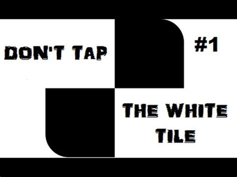dont tap the white tile 2 giochi impossibili per smartphone 1 don t tap the white
