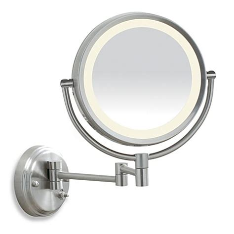 lighted makeup mirror bed bath and beyond buy makeup mirrors from bed bath beyond
