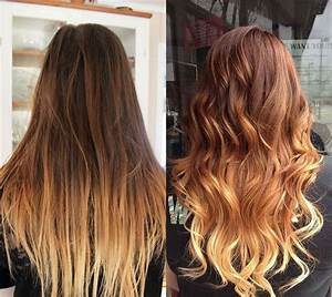 Best Balayage Highlights And Ombre Hair Color Organic