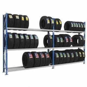 Rack A Pneu : rack pneus ~ Dallasstarsshop.com Idées de Décoration