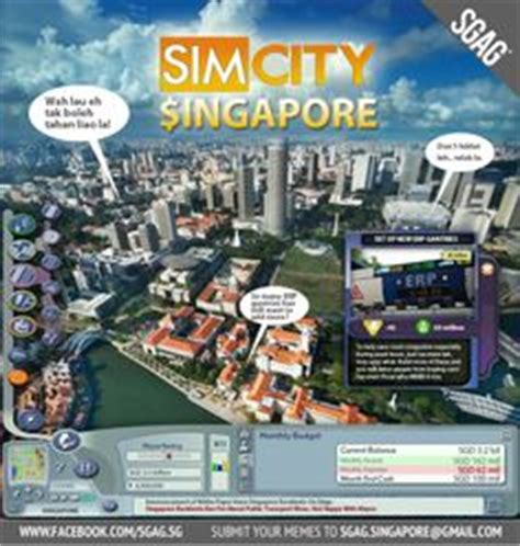 Simcity Meme - 1000 images about erp on pinterest singapore lee hsien loong and national days