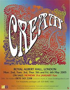 Cream Band Poster | www.pixshark.com - Images Galleries ...