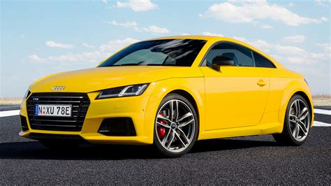 Audi Tts Coupe Wallpapers by 2015 Audi Tts Coupe Au Wallpapers And Hd Images Car