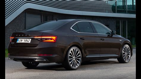 2020 the skoda superb 2020 skoda superb laurin klement features design and