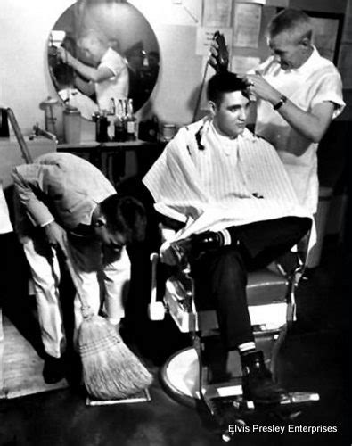 elvis presley and the haircut that shook the world the