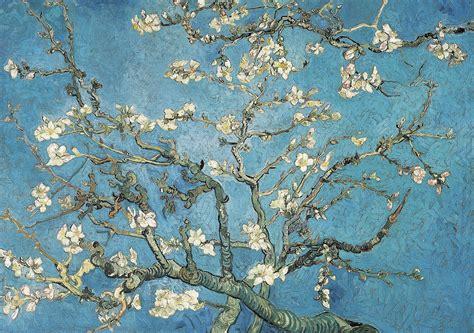 almond blossom  wooden jigsaw  fine art jigsaws