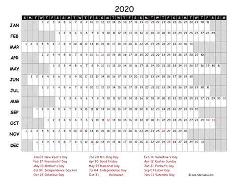 excel calendar project timeline  printable