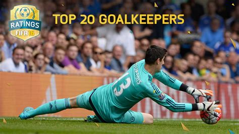 Fifa 16 Player Ratings  Top 20 Goalkeepers