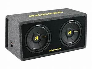 Dual 10 U0026quot  Comps Loaded Subwoofer Box