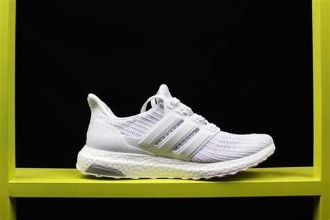 adidas ultra boost  white  yezshoes
