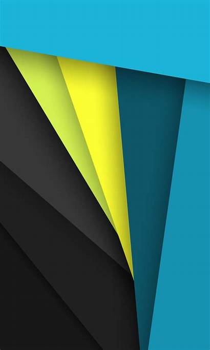 Abstract Wallpapers Material Phone Screen Teal Lock