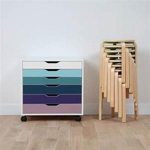 Meuble Industriel Ikea : dix conseils pour customiser ses meubles ikea madame figaro ~ Teatrodelosmanantiales.com Idées de Décoration