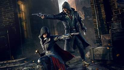 Creed Syndicate Twin Assassin Wallpapers 1280
