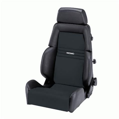 siege voiture recaro recaro expert s reclining sport seat gsm sport seats