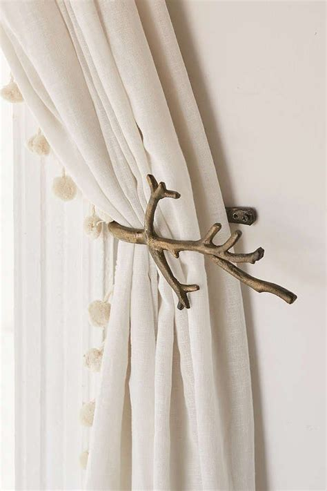 drapery tie backs best 25 curtain ties ideas on nautical