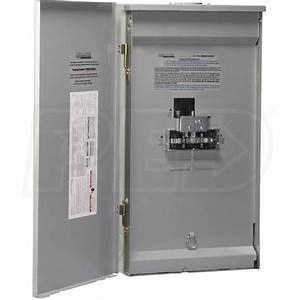 Reliance Controls Twb2005dr 200 50
