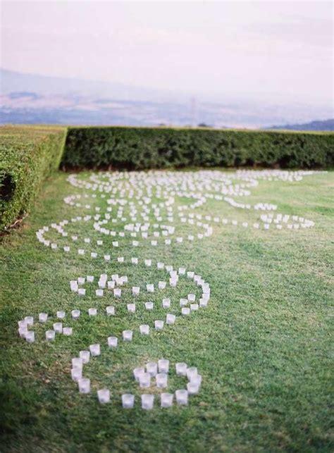 outdoor wedding ideas that are easy to modwedding