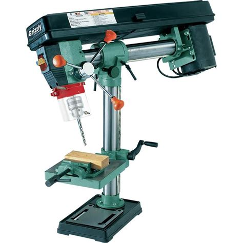 benchtop radial drill press   woodworking