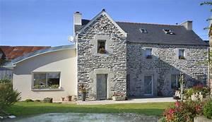 Extension Maison Ancienne : agrandissement maison ancienne rt17 jornalagora ~ Louise-bijoux.com Idées de Décoration