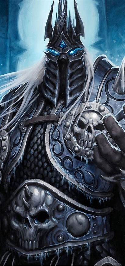 King Warcraft 4k Lich Wallpapers 5k Resolution
