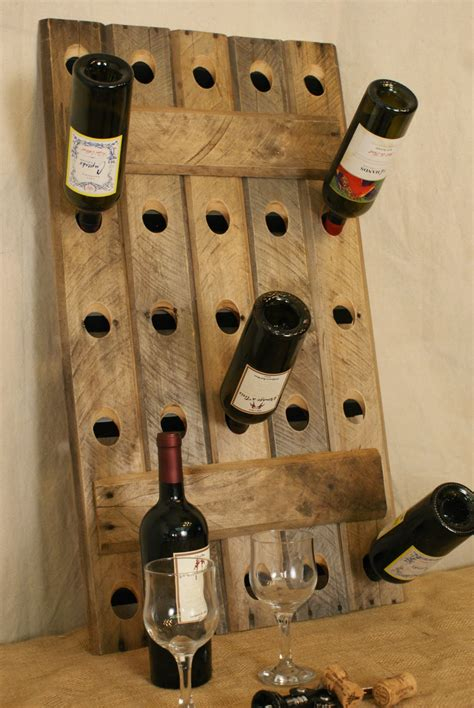 recycle  recycled wine rack designs
