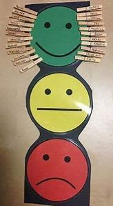 Traffic Light Art For Preschool I Like This Traffic Light Behaviour Management Chart