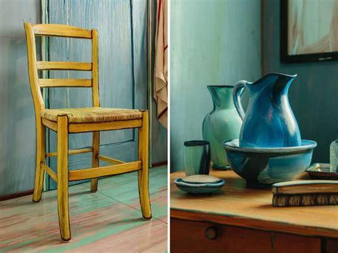 A Chance To Sleep In Van Gogh's Bedroom