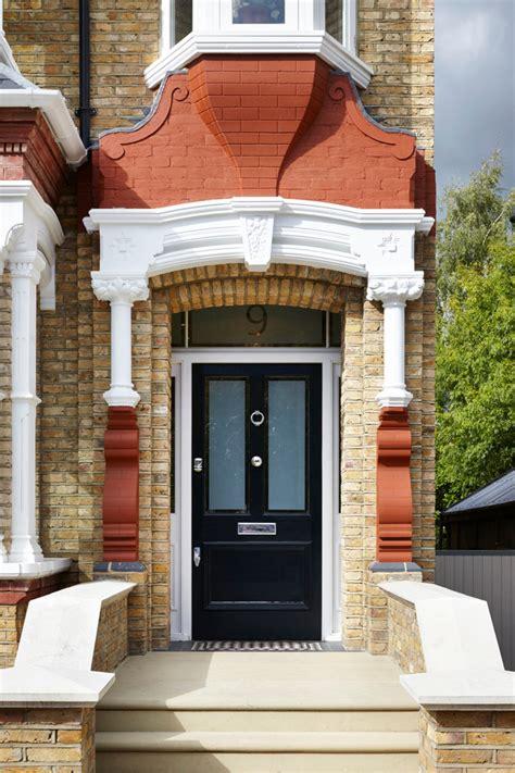 Impressive door knocker in Entry Victorian with Front Door