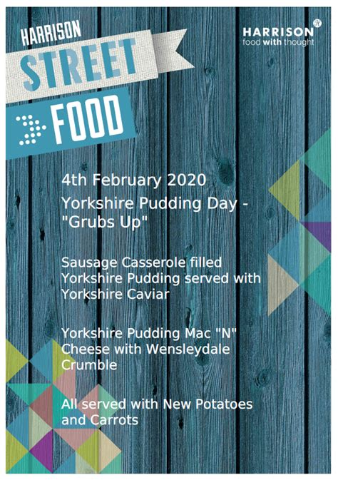 Yorkshire Pudding Day | West Hill School