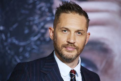 Tom Hardy Says His Son Told Him Played Venom Wrong