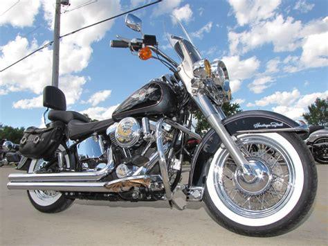 Harley Davidson Heritage Softail Nostalgia Flstn
