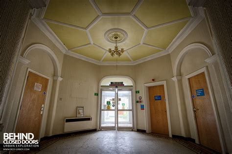 Abandoned Selly Oak Hospital, UK » Urbex   Behind Closed