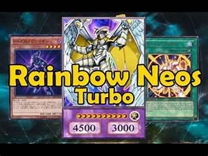 Rainbow Neos Turbo FaDe - YouTube