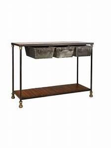 Console Fer Et Bois : hay copenhague table cph30 tisch von ~ Teatrodelosmanantiales.com Idées de Décoration