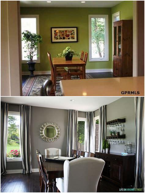 dining room makeover reveal life  virginia street