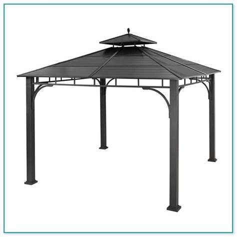 allen and roth gazebo allen roth 10 215 10 gazebo