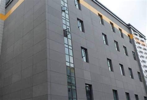 exterior wall compressed fibre cement sheet cladding