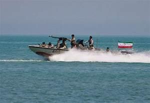 Iran Navy Stages Guerrilla Wargame In Caspian Sea Mehr