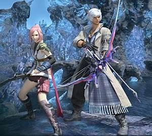 Final Fantasy XIV Lightning Strikes Chapter 1 Tutorial And