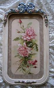 688 best images about Reproduction Rose and Flower Prints ...