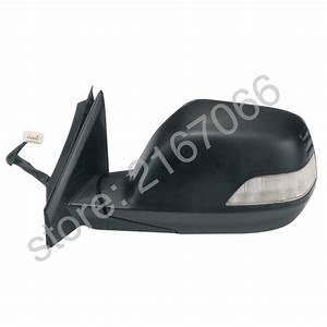 Mirror Left Fits Honda Cr V 2007 2008 2009 2010 2011 2012