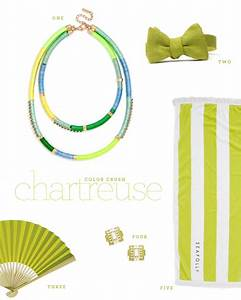 Color Crush: Chartreuse