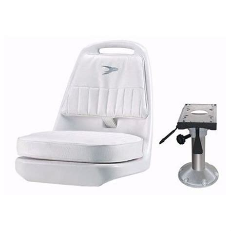 Boat Seat Swivel Seat And Adjustable Cl Pedestal by Wise Seat Pkg 2 Seat Swivel Eze Pedestal Combination